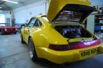 Porsche 911 RSR Restored