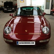 993 Carerra Re-spray (with Video)