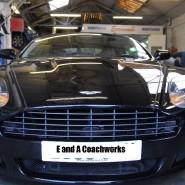 Aston Martin Bodywork Repair